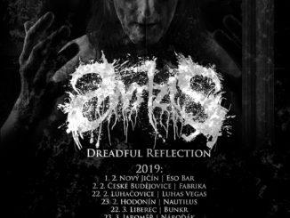 AWRIZIS vyráží na několik vybraných koncertů k desce Dreadful Reflection!