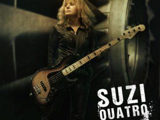 Suzi Quatro vydáva nový album NO CONTROL na značke SPV/Steamhammer.