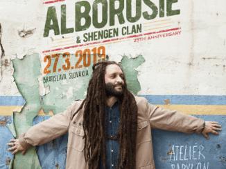 Reggae superstar Alborosie príde na jar na Slovensko osláviť 25. výročie svojej kariéry!