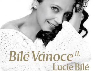 Lucie Bílá ohlásila vystúpenie vO2 Aréne aprevzala si dvojnásobnú platinovú platňu za album Bílé Vánoce II.