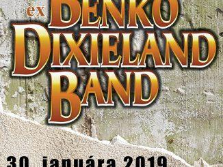 Svetový jazz v podaní slávnej maďarskej kapely Benkó Dixieland Band.