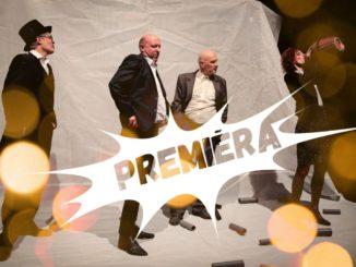 Divadlo SkRAT sa spojilo s českým divadlom Rádio Ivo. Sú z toho Tiene pochybností.