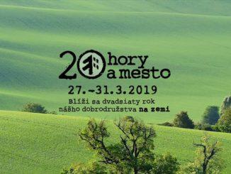 """HORY A MESTO 2019: Témou obľúbenej ENVIRO sekcie na festivale bude """"zdravé a vedomé jedlo""""!"""