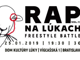 RAP na Lúkach vol.13 - freestyle battle