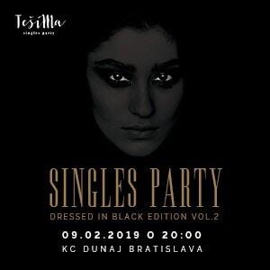 TešíMa:Singles Party – pre tých, ktorí hľadajú aj nehľadajú.