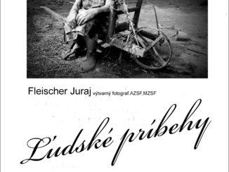 V košickom OC galéria vystavuje známy košický fotograf. JURAJ FLEISCHER PRICHÁDZA S NOVOU AUTORSKOU VÝSTAVOU.