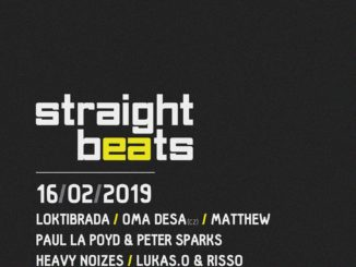 Straight Beats už dnes!