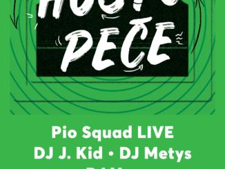 Hiphopové HustoPeče prinesú legendárnych Pio Squad.