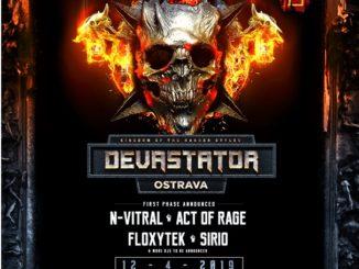 Devastator Hall dorazí v dubnu poprvé do Ostravy.