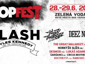 Na festivale TOPFEST to roztočí austrálsko-americká skupina Deez Nuts!