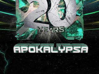 Je to neskutečné, Apokalypsa je tady už 20 let a v magické datum 29. 11. 2019 to společně oslavíme!