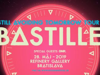 Koncert Bastille v Refinery Gallery sa presúva na 28. mája