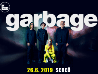 In Castle 2019 prinesie skupinu Garbage!