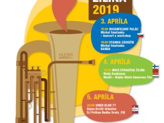 Žilina sa už po piatykrát otvorí svetu,prichádza festival HUDBA SVETA ŽILINA.