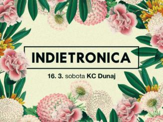 Indietronica 16.3. v KC Dunaj.
