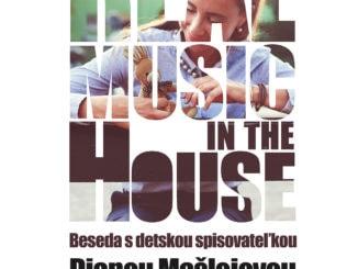 Balady aj detská literatúra. VŠtiavnici pokračuje séria podujatí Real Music (in the) House.