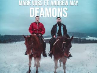 Nová hudobná spolupráca na slovenskej scéne: Mark Voss ft. Andrew May - Deamons.