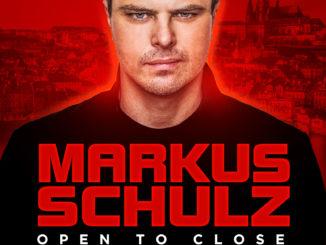 """Markus Schulz odehraje vPraze sedmihodinový set. """"Na konci povolím brzdu a začne chaos,"""" říká vČesku velmi populární Dj."""