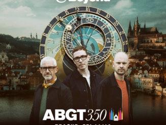 Oslavy 350. vydania Group Therapy tria Above & Beyond sa budú konať 11. októbra vpražskej O2 aréne.