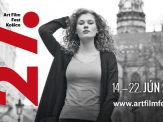 Art Film Fest predstavuje vizuálnu identitu aktuálneho ročníka.