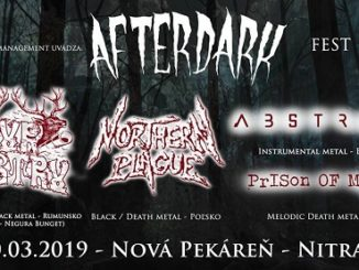 Afterdark Fest vol. V: Sur Austru, Northern Plague, Abstract, Prison Of My Life.