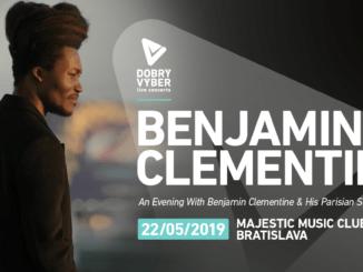 Benjamin Clementine, držiteľ Mercury Prize, vystúpi v Bratislave s parížskym sláčikovým kvintentom.