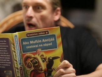 Braňo Jobus odštartoval mesiac knihy. Predstaví sa aj v Prešove!
