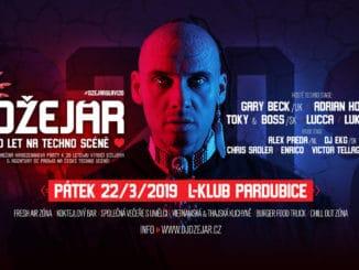 Džejár představuje unikátní dokument o české techno scéně.