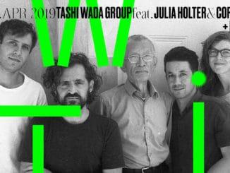 Jedinečný koncert Tashi Wada Group feat. Julia Holter & Corey Fogel.