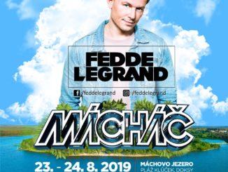 Již vpátek odstartuje 19. ročník festivalu Mácháč.