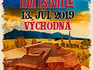 IMT Smile sa vracajú do Východnej, pre divákov chystajú veľkolepú hudobnú mega šou!