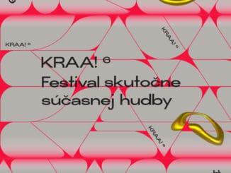 Festival KRAA! predstaví výber slovenskej experimentálnej hudby.