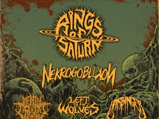 RINGS OF SATURN / NEKROGOBLIKON