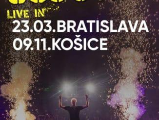 Veľká narodeninová párty: Skupina Scooter oslávi 25 rokov na scéne koncertom v Bratislave a na jeseň pridáva veľký koncert v Košiciach!