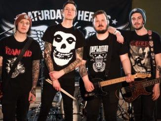 Saturday´s Heroes (SWE), Rock Café Praha