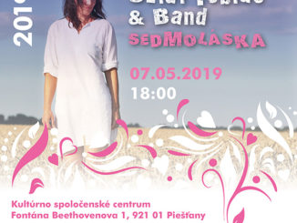"""Szidi Tobias & Band – """"Sedmoláska 2019"""""""