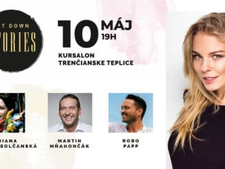 Sezónu kultúrnych podujatí vKursalone Trenčianske Teplice otvára Veronika Ostrihoňová shosťami Martin Mňahončák, Robo Papp aMariana Čengel Solčanská.