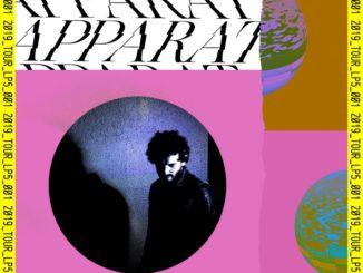 Apparat sa v rámci svojho turné predstaví vo viacerých európskych mestách!