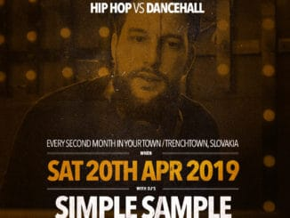 Dj Simple Sample zahrá na JUST BLAZE PARTY!