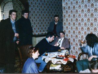 Hudobný dokument B-Movie predstaví vcykle Music & Film vKine Lumièredivokú dekádu 80. rokov vBerlíne.