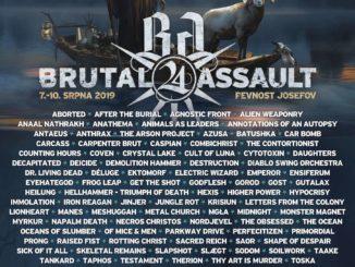 Brutal Assault 2019: Do konce dubna vstupenky levněji!