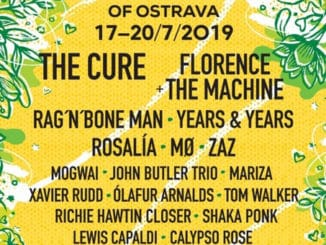 Colours of Ostrava 2019: od legendy The Cure po pôvodnú hudbu Tichého oceánu, od digitálnej revolúcie po bioart a teóriu veľkého tresku