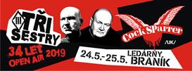 TŘI SESTRY – 34 LET OPEN AIR –PŘIDÁVAJÍ DEN OSLAV NAVÍC!