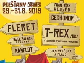 Na Lodenici vystúpi britská legenda T Rex, festival zverejňuje kompletný line-up!