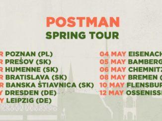 Postman - koncert vo Foajé