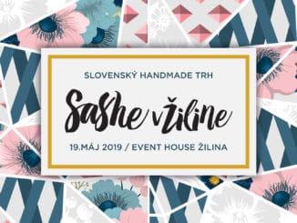 SAShE vŽiline už po 3. krát spojí slovenských handmade výrobcov.