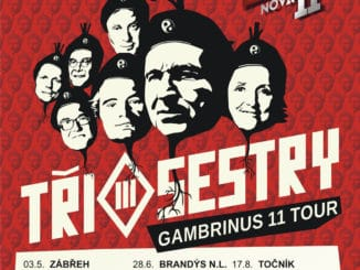 TZ – TŘI SESTRY GAMBRINUS 11 TOUR 2019.