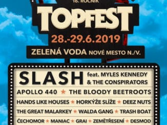 Na festivale TOPFEST zahrá legendárna britská kapela Apollo 440!