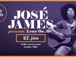 José James vás pozýva na jeho koncert v Bratislave.