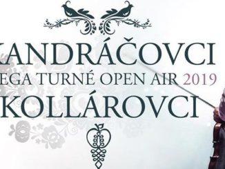 Kandráčovci - Mega Turné Open Air 2019